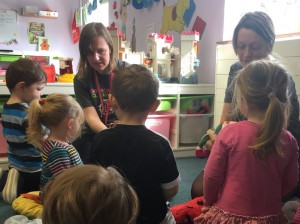 Children's Commissioner Visit